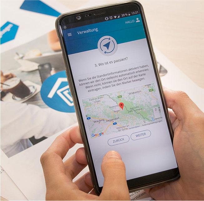 Seit Ende 2018 ist die Frauenauer Rathaus App am Start