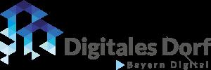 Logo Digitales Dorf Bayern