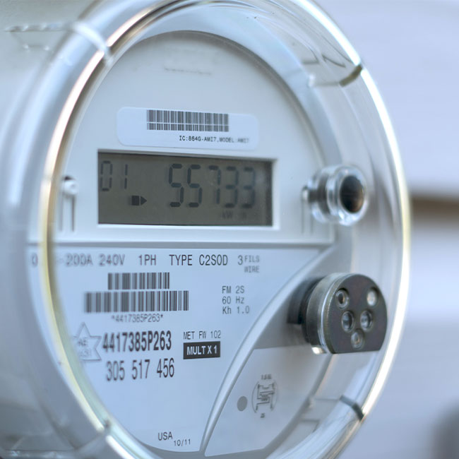 Digitale Stromzähler helfen dabei, den Stromverbrauch im Blick zu behalten