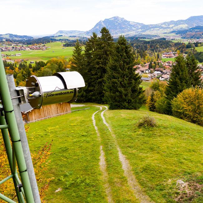 Foto Webcam der Hoernerdoerfer