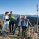 Die Verantwortlichen bei dem Projekt Digitale Hörnerdörfer – Allgäu